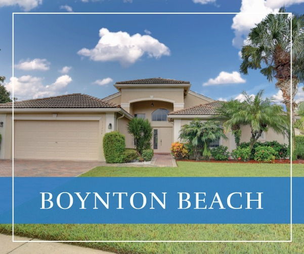 Boynton Beach, Florida Real Estate and Homes