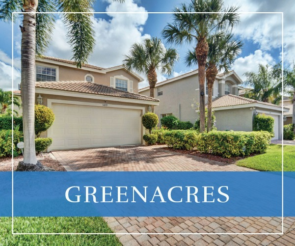 Greenacres, Florida Real Estate and Homes