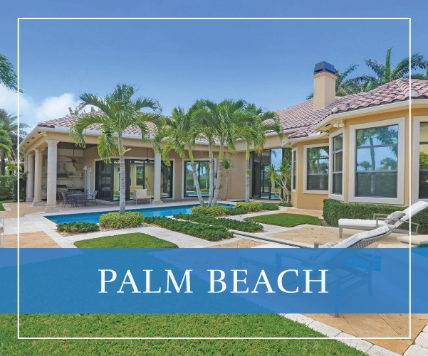Palm Beach, Florida Real Estate and Homes