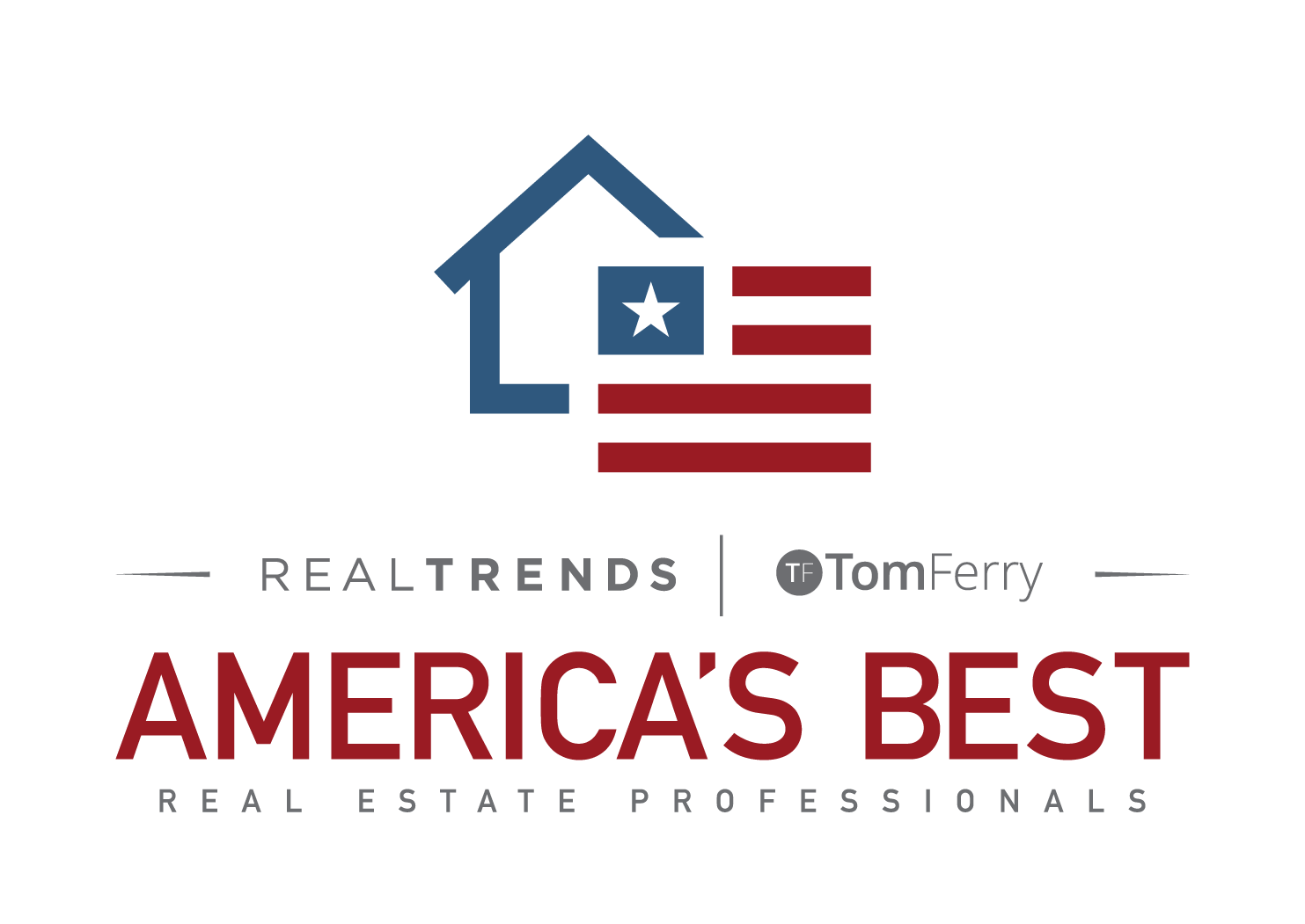 PUBLISHED IN REALTRENDS JULY 2015, 2016, 2017, 2018, 2019: BEST REAL ESTATE AGENTS IN AMERICA